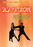 DVD salsa portoricaine on 1